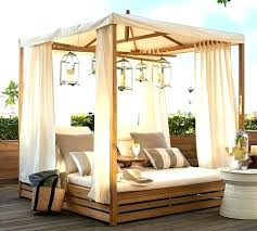 Outdoor Daybed With Canopy Outdoor Beds With Canopy Spectacular Outdoor Daybeds For Relaxing