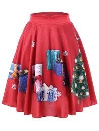 christmas skirt christmas skirt fashion shop trendy style online zaful