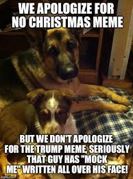 Christmas Dog Meme - image tagged in the late lol dog christmas meme lol dog the cow guy