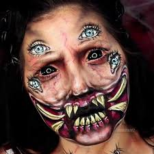 professional special effects makeup with a flair for special effects makeup hanz is an out of