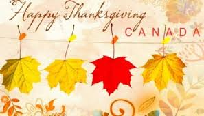 happy thanksgiving canada the tony burgess