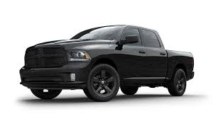 ram introduces updated 1500 sport and new black editions
