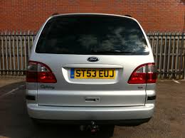 ford galaxy 1 9 td ghia 5dr 115 ps full service history 6