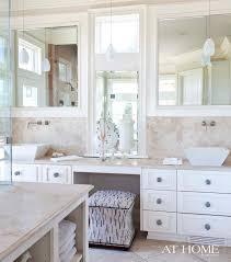 bathroom vanities with makeup area bathroom decoration