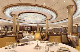 Grand Dining Room Oceania Cruises Cruise Line Reviews And Deals