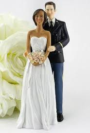 army wedding cake toppers army wedding cake topper by weddingcollectibles