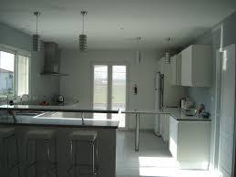 cuisine mur et gris cuisine blanc sur mur gris chaios com