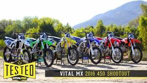 motocross action 450 shootout 2016 vital mx 450 shootout motocross feature stories vital mx