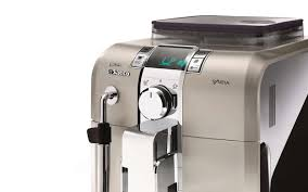 italian espresso maker syntia super automatic espresso machine hd8836 11 saeco