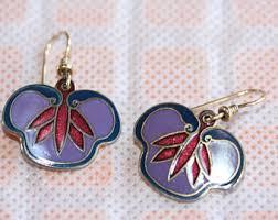 laurel burch earrings laurel burch jewelry etsy