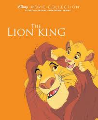 disney movie collection lion king parragon books