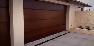 Miller Overhead Door by Splendid Design Inspiration Modern Wood Garage Doors Tsrieb Com