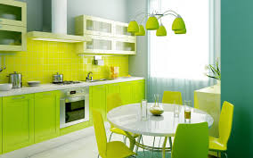 Modern Kitchen Ideas For Small Kitchens by Kitchen Fresh Natural Lime Green Colorful Kitchen Decor Ideas