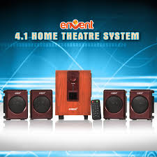home theater systems in india buy envent 4 1 home theatre system online at best price in india