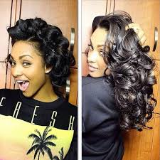 long black hairstyles 2015 with pin ups 1022 best sew in hairstyles images on pinterest curls hairstyle