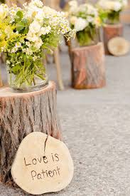 Rustic Vases For Weddings Diy Wedding Rustic Chic Decor Ideas Inspiration Arts And Classy