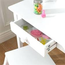 kidkraft princess table stool kidkraft vanity table and stool mainlinepub com