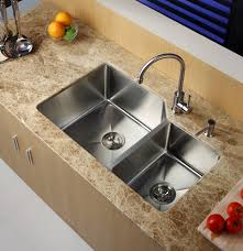 kraus khu12332 32 inch undermount 60 40 bowl kitchen sink