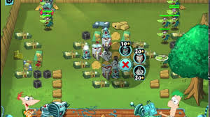 phineas and ferb backyard defense stop the zombie invasion