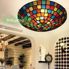 Flush Mount Kitchen Ceiling Lights Energy Efficient Tiffany Light Shades Indoor Kitchen Ceiling Light