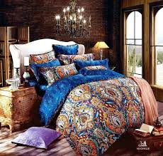 egyptian cotton luxury boho bedding sets king queen size bohemian  with egyptian cotton luxury boho bedding sets king queen size bohemian quilt  duvet cover bedspread bed sheets from boltonphoenixtheatrecom