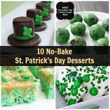 10 no bake st patrick u0027s day desserts