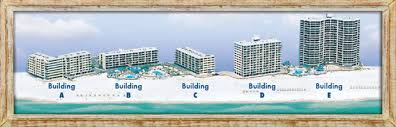 Metropolitan Condo Floor Plan Vacation Condo Floor Plan Overviews In Panama Beach City Fl