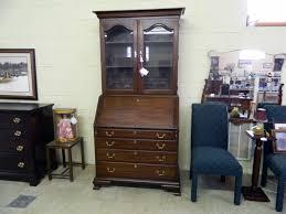 henkel harris secretary mahogany u2013 jenkins antiques
