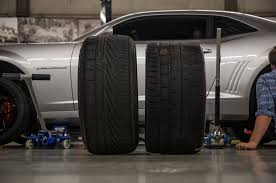 lexus isf wide tires on the chevrolet camaro do the tires make the car motor trend