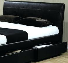 double bed frames with storage image of double bed with under