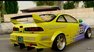 acura integra type r 2001 for gta san andreas