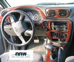 2007 Chevy Tahoe Ltz Interior Amazon Com Chevrolet Chevy Trailblazer Interior Burl Wood Dash
