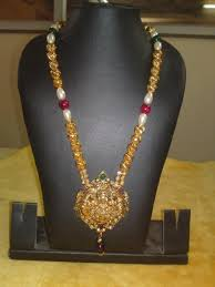 crystals fashion necklace images Hi tech advanced fashion jewellery making workshop in chennai jpg