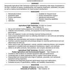 best field technician resume example livecareer within oilfield