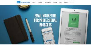 Design Bloggers At Home Review Convertkit Review Pricing Features And Alternatives Zapbook