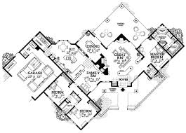 creative home plans creative sante fe style home plan 81408w architectural designs