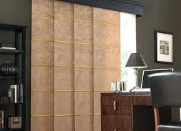 Patio Door Window Panels Kitchen Patio Door Window Treatments Grampus Rtmmlaw