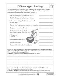 free printable 5th grade reading worksheets word lists and
