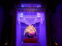 Home Decoration Light Ganpati Decoration With Light Effect 2014 At Home Nandoskar