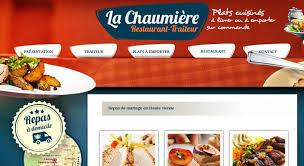 site de cuisine gastronomique restaurant traiteur cuisine traditionnelle et semi gastronomique en