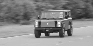 bollinger releases footage of working electric truck prototype off