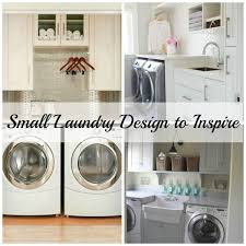 small laundry designs inspired space the builder u0027s wife