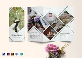 wedding planner requirements wedding planner brochure design template in psd word publisher