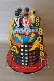 power rangers birthday cake power ranger celebration cake jemz cake box