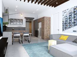 good looking small flats with open up concept designsjust interior