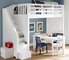 Pottery Barn Mega Desk Kids Loft Beds For Sale Foter