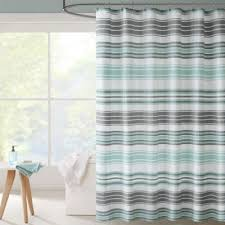 Shower Curtain Teal Buy Aqua Shower Curtains From Bed Bath U0026 Beyond