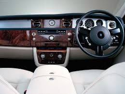 inside rolls royce rolls royce phantom 2009 picture 19 of 34