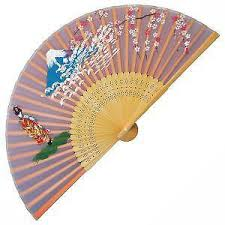 decorative fan japanese fan ebay