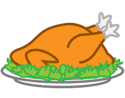 turkey clipart roast turkey pencil and in color turkey clipart